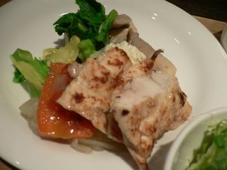 富山ランチブログ隊 たもり 本日のご飯 たもり「豚胸肉の生姜味噌漬焼き」