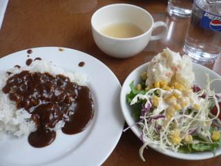 富山ランチブログ隊 「匠」(TAKUMI ) カレー・スープ・サラダバー