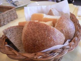 富山ランチブログ隊 イルグラーノ  パン