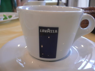 富山ランチブログ隊  イルグラーノ ハーブティー・コーヒーカップ