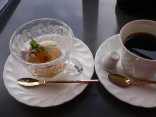 富山ランチブログ隊 万里麻理(マリーマリー)コーヒー&デザート