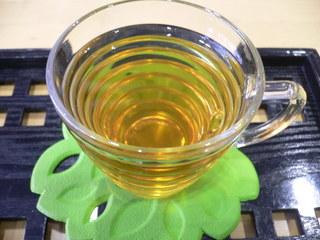 富山ランチブログ隊]どんたく食堂 スッカラ 食後の とうもろこし ひげ茶
