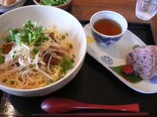 富山ランチブログ隊 トートカフェ カフェ めし D