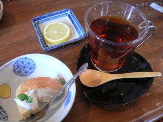 富山ランチブログ隊 トートカフェ ランチタイム・サービス ドリンク・プチデザート