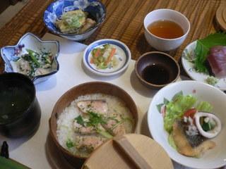 富山ランチブログ隊 季節料理 すづな 日替わり定食 UP