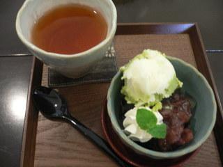 富山ランチブログ隊 隠れや ふう 食後のデザート