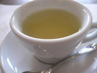 富山ランチブログ隊 SYMPOSIUM 食後の飲み物 カモミール