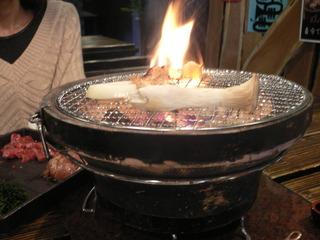 富山ランチブログ隊 炭火食堂 えんや えんやスタミナ定食 焼肉