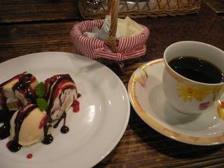 富山ランチブログ隊 炭火食堂 えんや デザート+ドリンク
