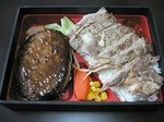 富山ランチ 牛ステーキ弁当