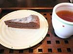 富山ランチ 食後のケーキ&コーヒー