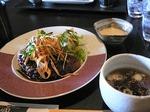 富山ランチ ハンバーグ定食