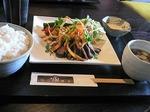 富山ランチ 牛タン塩定食