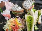 富山ランチ サンドイッチセット