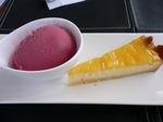 富山ランチ ベイグドチーズ