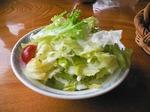 ぱんだぱんだ 前菜サラダ