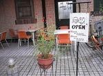 バクハウス オープンカフェ