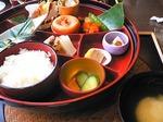 和庵 『お昼のおばんざい』