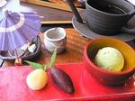 和庵 食後の菓子膳