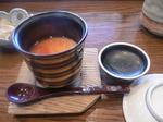 富山ランチ 鮨人 茶碗蒸し