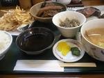 富山ランチ 四十萬亭 日替わり定食