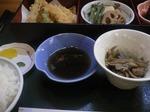 富山ランチ 四十萬亭 レディス定食