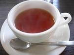 富山ランチ ビストロヨシダ 飲み物 �A食後の紅茶