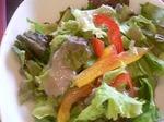 富山ランチ ギオット パッツォ 前菜サラダ