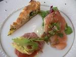 富山ランチ Bottega Naga Bランチ前菜